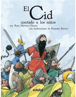 El Cid Contado A Los Niños