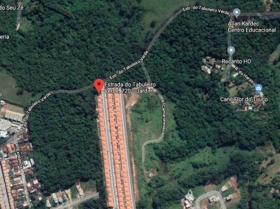 Casa Com 2 Dormitórios À Venda, 54 M² Por R$ 151.079 - Taboleiro Verde - Cotia/sp - Ca4617