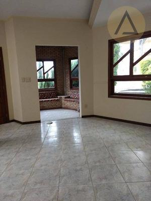 Casa Residencial Para Locação, Glória, Macaé - Ca0401. - Ca0401