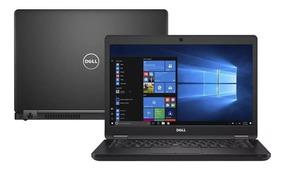 Notebook Dell Latitude 5480 I5 7° 8gb Hd 500 Até 12x S/juros