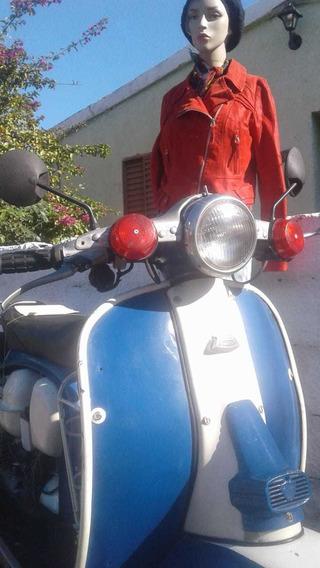Lambretta Pagco Año 62