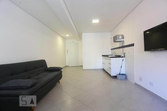 Apartamento Para Aluguel - Centro, 1 Quarto, 38 - 893068050