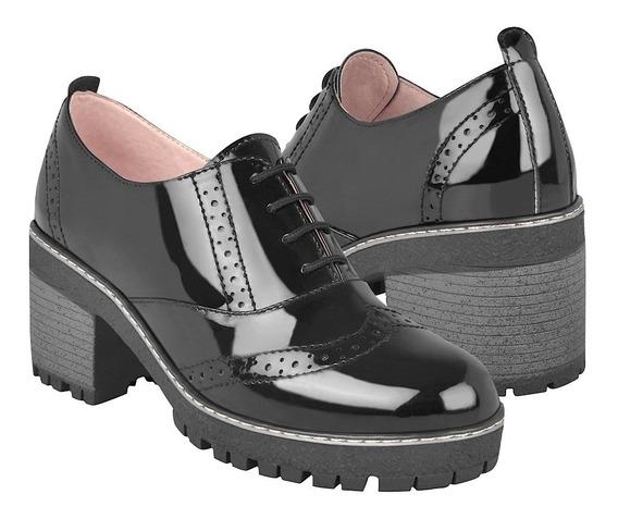 Zapatos Casuales Para Dama Stylo 400 Negro