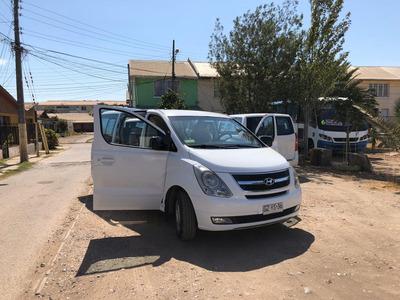 Furgón Hyundai H1 Full Equipo Único Dueño- 2015