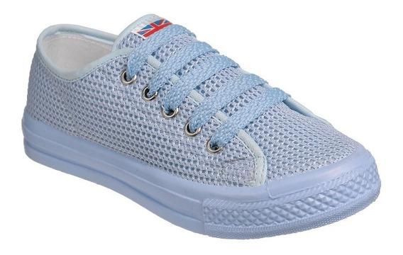 Zapato Dunlop Tipo Choclo Para Dama
