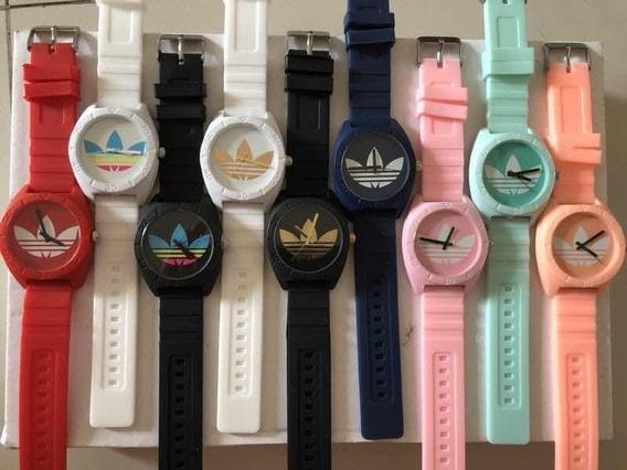 Kit Com 2 Relógio adidas Santiago Promoção!!!!
