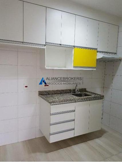 Apartamento Com 3 Doms ,no Condomínio Pleno ,engordadouro Jundiaí. - Ap04168 - 67693765