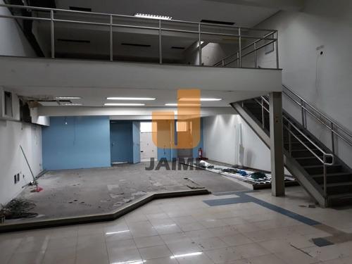 Prédio Para Venda / Locação No Bairro Santa Cecília Em São Paulo - Cod: Ja11548 - Ja11548