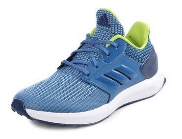 Tenis adidas Niños Azul Rapidarun K Cq0146