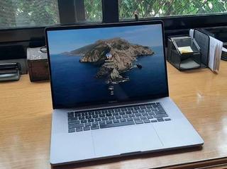 Apple Macbook Pro 16 I9 32gb 2tb 2019