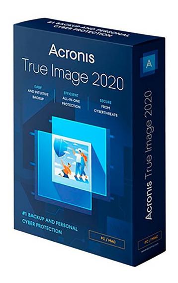 Acronis True Image 2020 + Boot Windows - Original