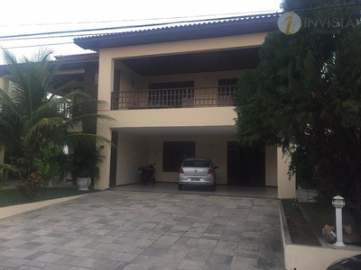 Casa Residencial À Venda, Altiplano Cabo Branco, João Pessoa - Ca1133. - Ca1133