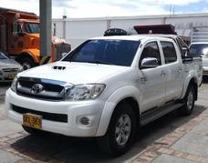 Toyota Hilux 3000cc Diesel 4x4 Full Equipo