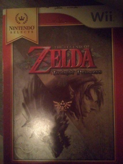 Zelda Twilight Princess **não Faço Mercado Envios ****