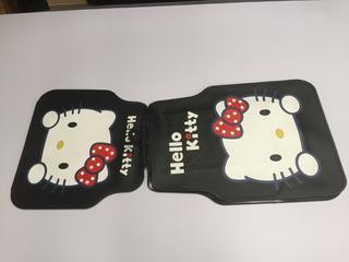 Alfombras Para Carro De Hello Kitty ( 5 Piezas )