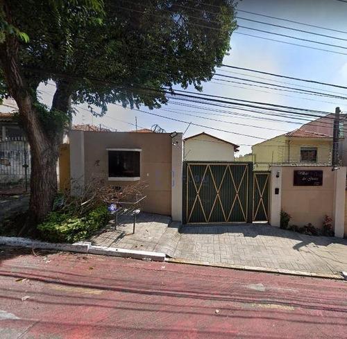Casa Com 3 Dormitórios E 2 Vagas De Garagem - Saúde - Ca1397