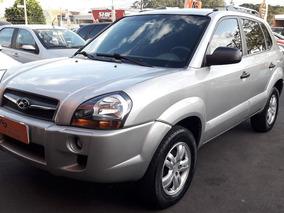 Hyundai Tucson Gl 4x2-at 2.0 16v Gas. 4p 2007 Completa