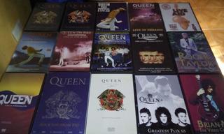 Super Coleccion Queen 50 Dvd
