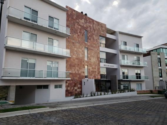 Renta De Departamento Lomas De Angelópolis Parq. Victoria