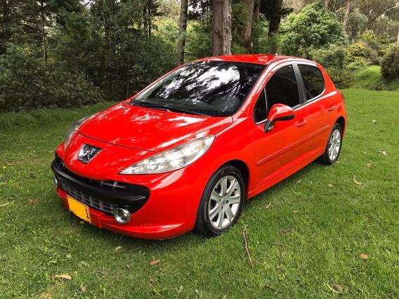 Peugeot 207 Premium 2009 Rojo