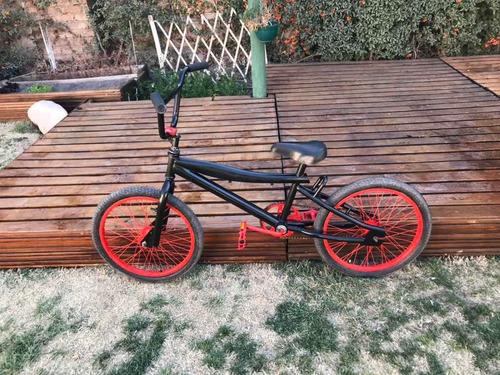 Bicicleta Bmx Restaurada Al 100% Como Nueva