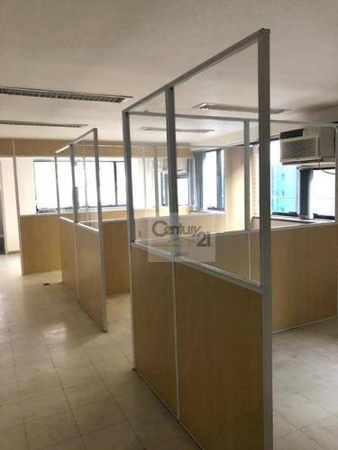 Imagem 1 de 17 de Conjunto Para Alugar, 50 M² Por R$ 3.600,00/mês - Higienópolis - São Paulo/sp - Cj0110