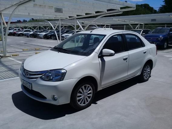 Toyota Etios 1.5 4p Xls 2016