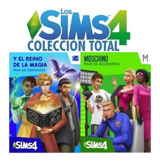 Los Sims 4 Coleccion Completa 2020 Version Actualizada