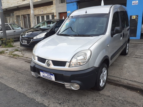 Renault Kangoo Nafta 1.6 5 7 Acientos No Partner No Berlingo