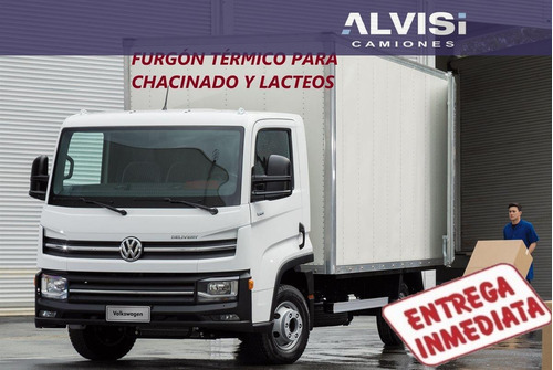 Volkswagen Express Furgón Térmico Chacinados/lacteos + Iva