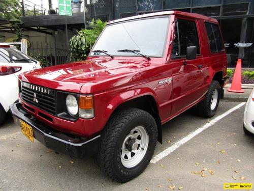 Mitsubishi Montero 2.6 L042 Cabinado