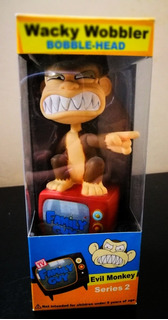Funko Evil Monkey (family Guy) Wacky Wobbler Bobble-head
