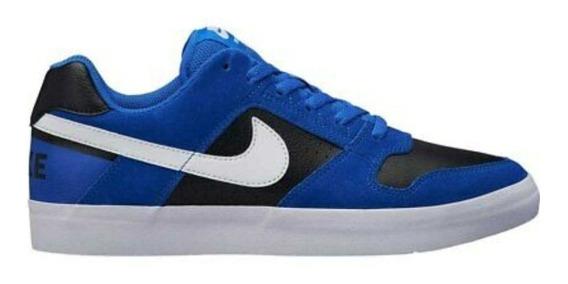 Zapatillas Nike Sb Nike Sb Delta Force Vulc 400 Negro Azul