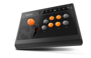 Joystick Arcade Pc, Ps3, Ps4 Y Xbo Kumite Krom