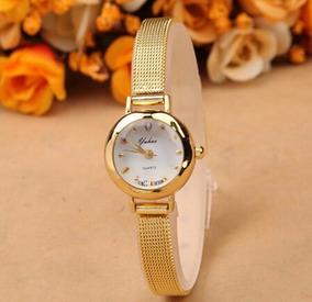 Relógio Feminino Ynhao Quartz - Cores