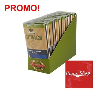Tabaco Para Flandria Sauvage Natural X10 Cigar Shop