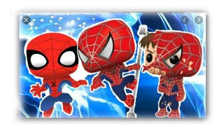 Muñeco Spiderman Funko Pop! #220