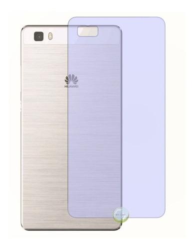 Protector Trasero!!! Cristal Templado Huawei P7, P8