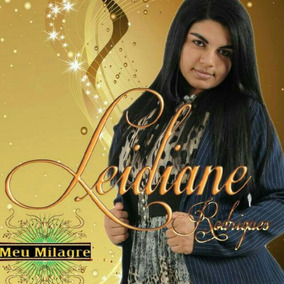 Cd Gospel Original Cantora Leidiane Rodrigues