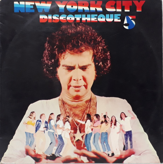 Lp - New York City - Discotheque 5 1978 - Disco De Vinil