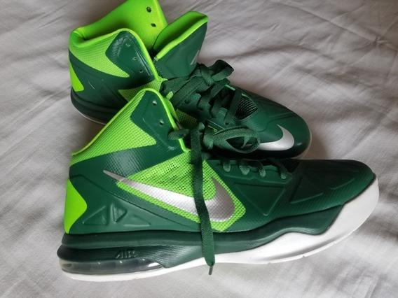 Zapatillas Nike Air Basket N° 44 - Largo Plantilla 28.5 Cm