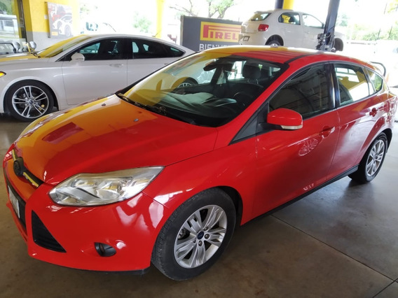 Hermoso Ford Focus Hach Back Mod 2014