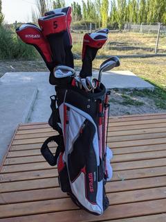Palos De Golf Strata Tour Completa