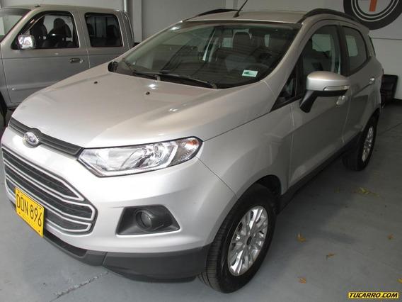 Ford Ecosport Ecosport Se