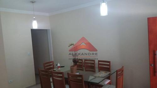 Casa Com 3 Dormitórios À Venda, 78 M² Por R$ 375.000,00 - Jardim Rodolfo - São José Dos Campos/sp - Ca4521