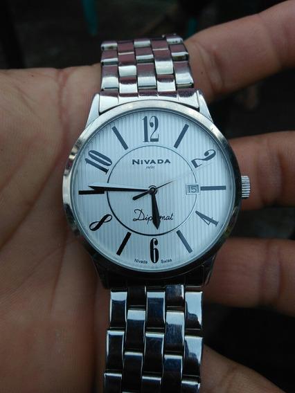 Reloj Nivada Diplomat Buenas Condiciones ....
