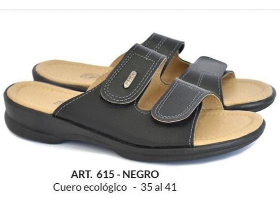 Sueco Cuero Ecologico De Dos Abrojos Pira Art 615