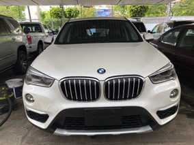 Bmw X1 2.0 Sdrive 20ia X Line At 2016 Blanco