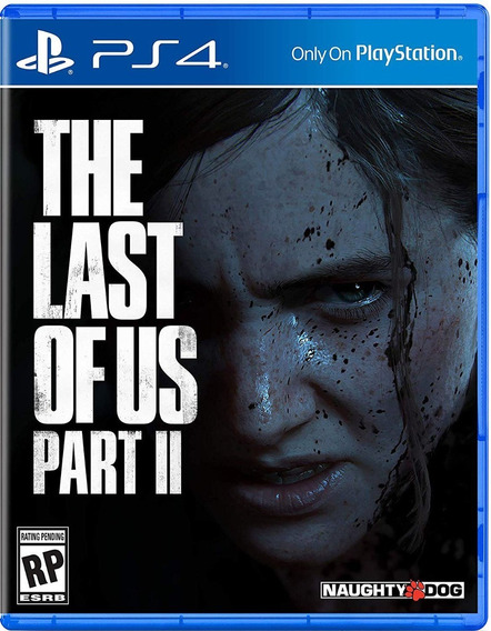 The Last Of Us 2 Part Ii Ps4 - Novo Mídia Física Lacrado