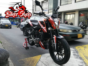 Ktm Duke 200 2013, En Buen Estado!!!!!!!!!! *biker Shop*